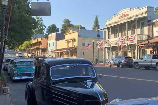 Historical Calaveras County