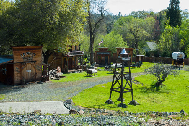 Historical Nevada County