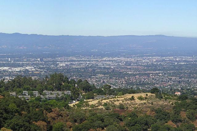 Santa Clara Geography