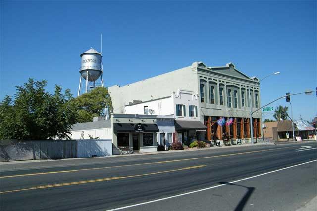 Historical San Joaquin