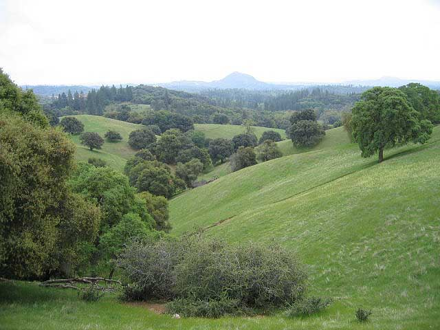 Amador County Geography
