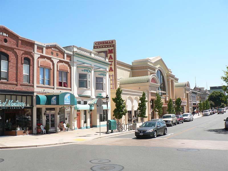 Monterey County History